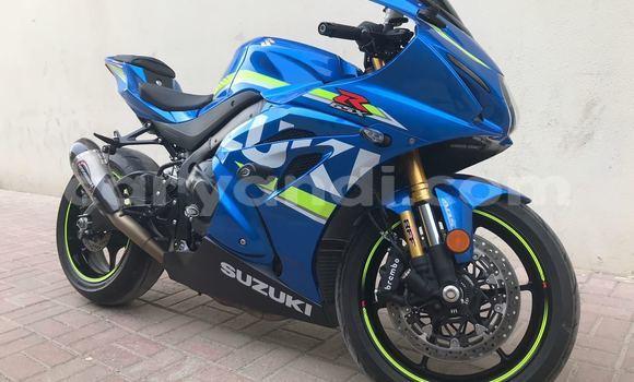 Buy Used Suzuki GSX-R Blue Bike in Choma in Southern