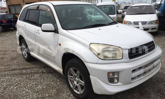 Buy Used Toyota RAV4 White Car in Chingola in Zambia