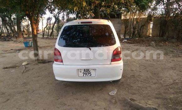 Buy Used Toyota Spacio White Car in Kitwe in Zambia
