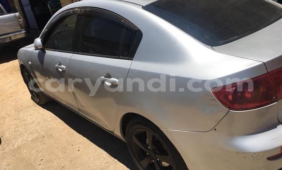 Buy Used Mazda Atenza Silver Car in Lusaka in Zambia
