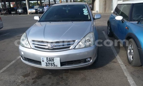Buy Used Toyota Allion Silver Car in Lusaka in Zambia