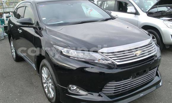 Buy Used Toyota Harrier Black Car in Chingola in Zambia
