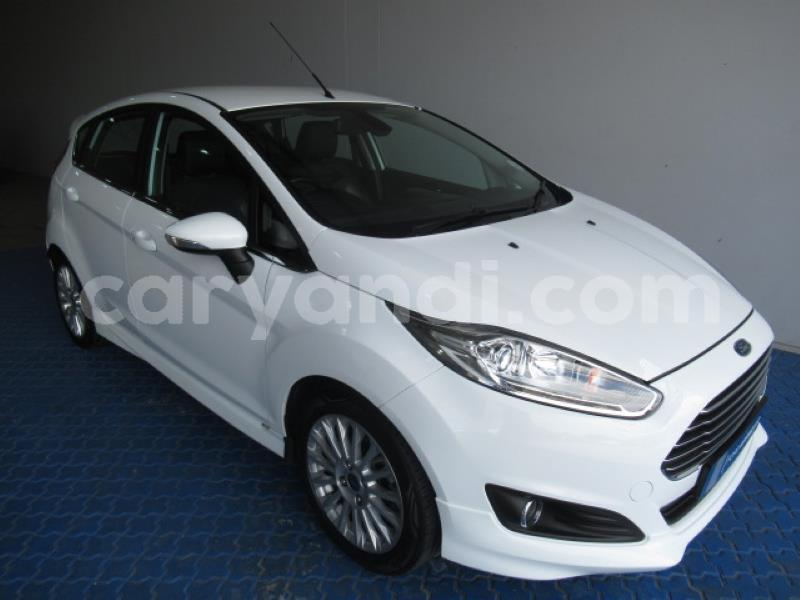 Big with watermark ford fiesta zambia chingola 15199