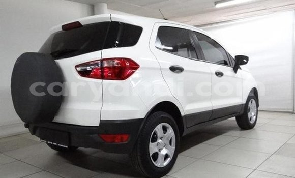Buy Used Ford Escort White Car in Lusaka in Zambia