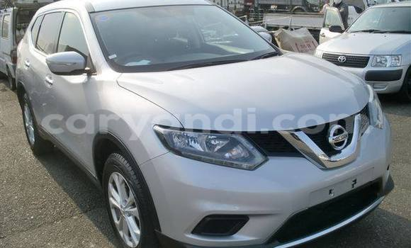 Buy Used Nissan X-Trail Silver Car in Chingola in Zambia
