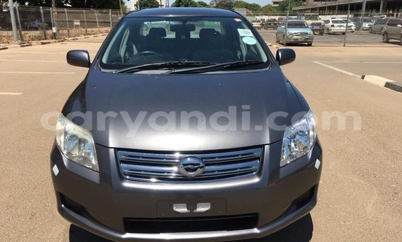 Buy Imported Toyota Axio Black Car in Lusaka in Zambia