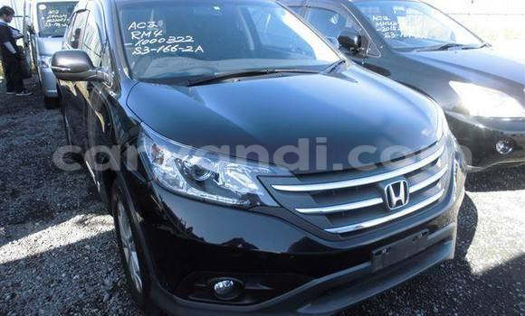 Buy Used Honda CR-V Black Car in Chingola in Zambia