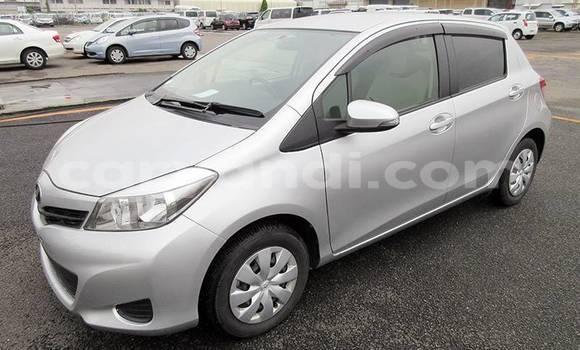 Buy Import Toyota Vitz Silver Car in Lusaka in Zambia