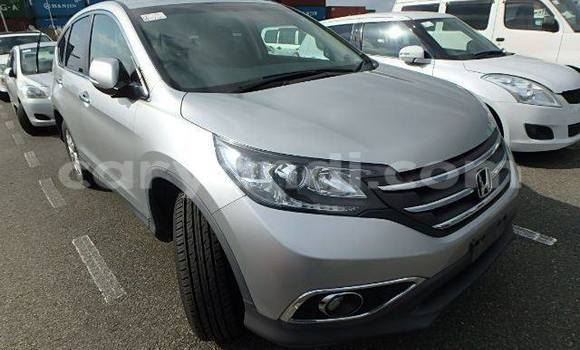 Buy Used Honda CR-V Silver Car in Chingola in Zambia