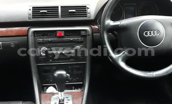 Buy Import Audi A4 Silver Car in Lusaka in Zambia