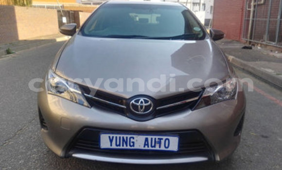 Buy Used Toyota Auris Other Car in Chingola in Zambia