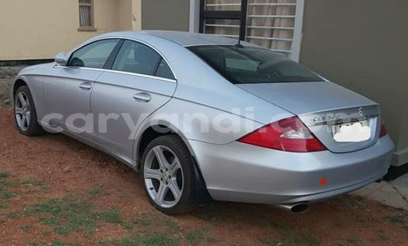 Buy Imported Mercedes–Benz CLK–Class Silver Car in Ndola in Zambia
