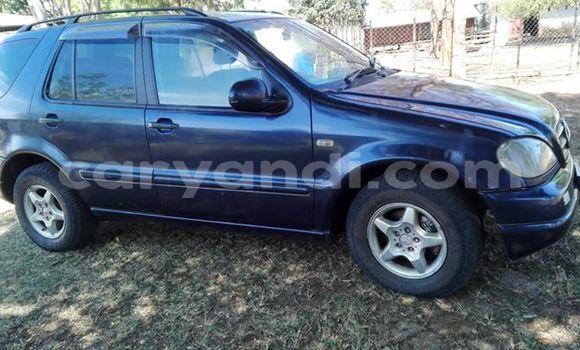 Nunua Imported Mercedes–Benz ML–Class Nyingine Gari ndani ya Ndola nchini Zambia