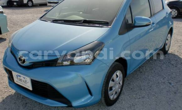 Buy Import Toyota Vitz Blue Car in Chipata in Zambia