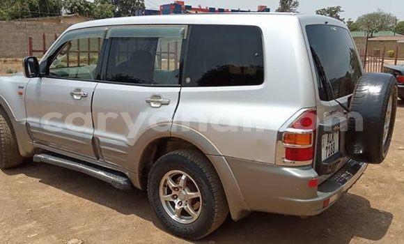 Buy Used Mitsubishi Pajero Silver Car in Lusaka in Zambia