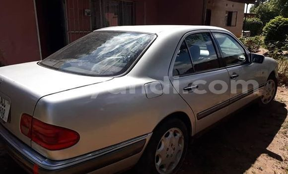 Buy Used Mercedes‒Benz E–Class Silver Car in Lusaka in Zambia