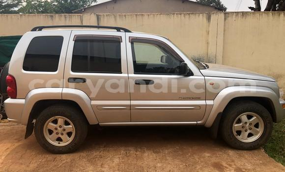 Buy Used Jeep Cherokee Silver Car in Solwezi in North-Western