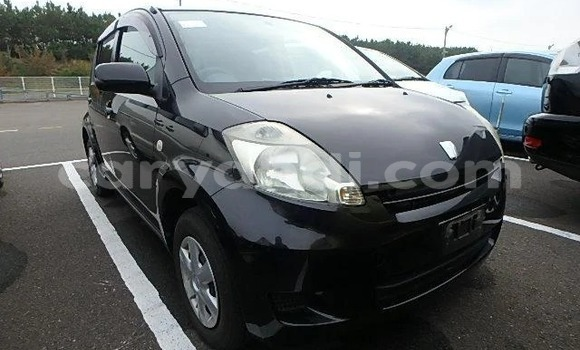 Buy Imported Toyota Passo Black Car in Lusaka in Zambia