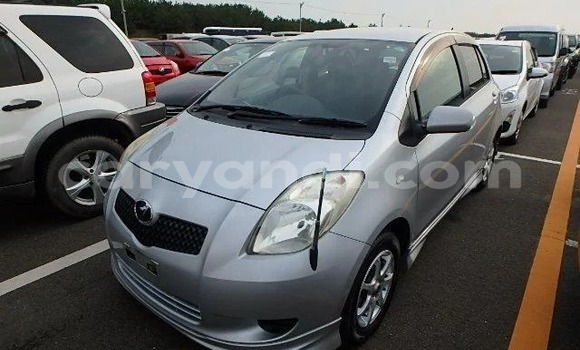 Buy Imported Toyota Vitz Silver Car in Lusaka in Zambia