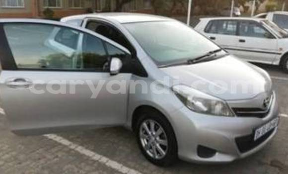 Buy Used Toyota Yaris Silver Car in Chinsali in Northern