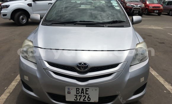 Buy Used Toyota Belta White Car in Lusaka in Zambia