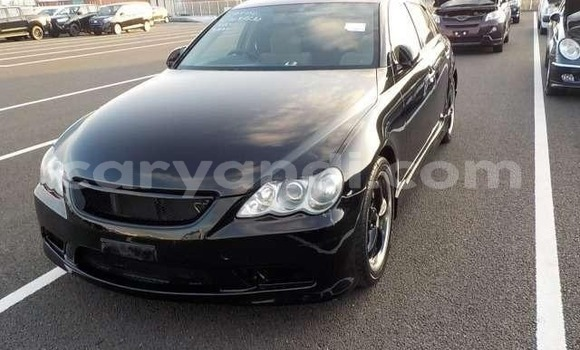 Buy Import Toyota Mark X Black Car in Lusaka in Zambia