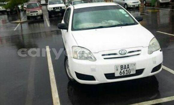 Buy Used Toyota Allex White Car in Lusaka in Zambia