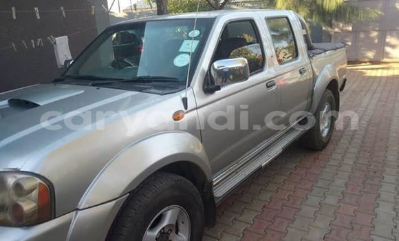Buy Used Nissan Hardbody Silver Car in Lusaka in Zambia