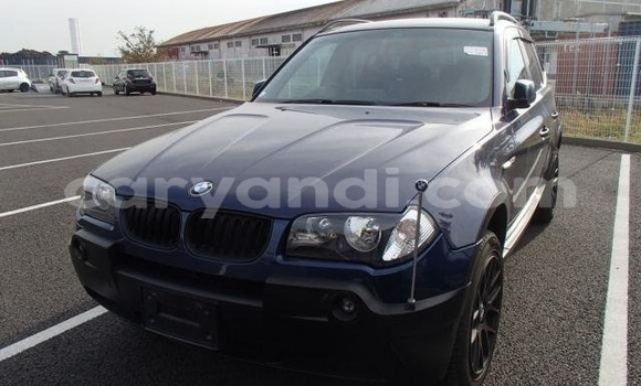 Buy Imported BMW X5 Blue Car in Lusaka in Zambia