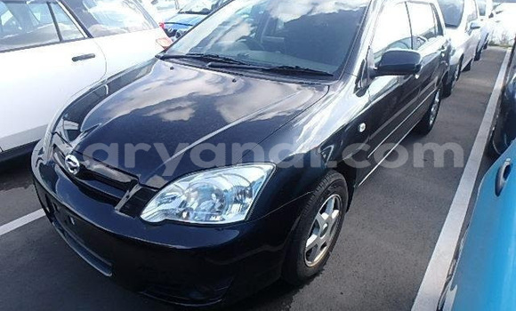 Buy Imported Toyota Runx Black Car in Lusaka in Zambia
