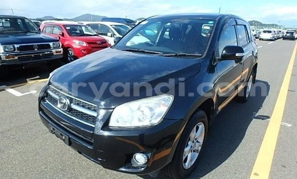 Buy Import Toyota RAV4 Black Car in Lusaka in Zambia