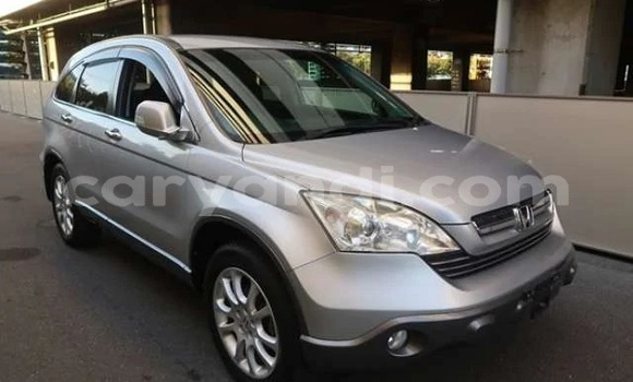Buy Import Honda CR–V Silver Car in Lusaka in Zambia