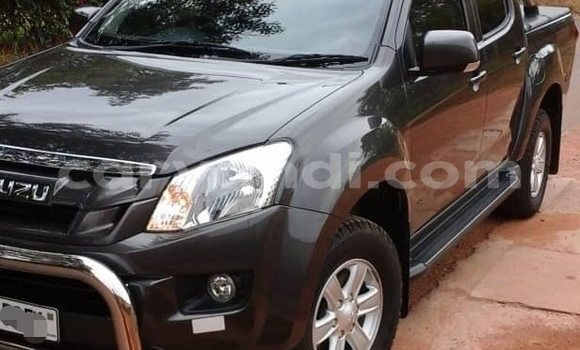 Buy Used Isuzu KB Silver Car in Lusaka in Zambia