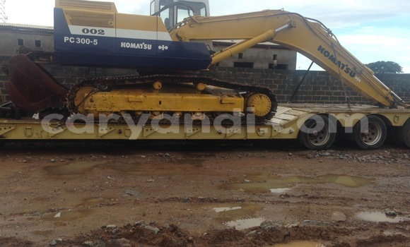 Buy Used Komatsu D31S Other Truck in Chililabombwe in Copperbelt