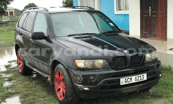 Buy Used BMW X5 Black Car in Lusaka in Zambia
