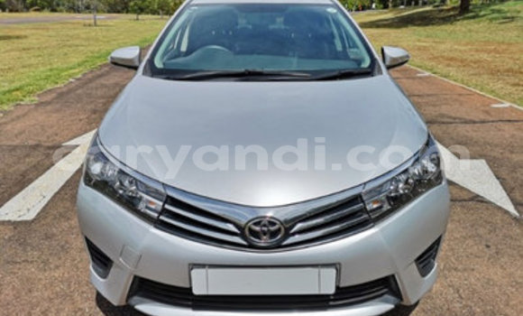 Buy Used Toyota Corolla Silver Car in Chililabombwe in Copperbelt