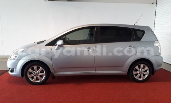 Buy Used Toyota Verso Silver Car in Lusaka in Zambia