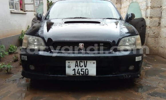 Buy Used Subaru Legacy Black Car in Lusaka in Zambia