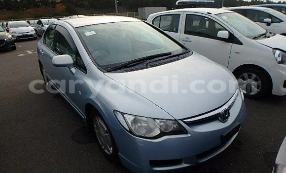 Buy Import Honda Civic Blue Car in Lusaka in Zambia