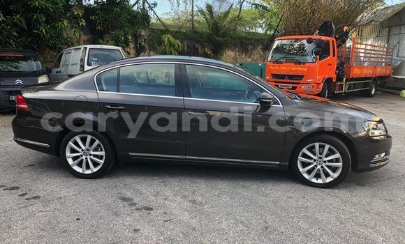 Buy Used Volkswagen Passat Black Car in Lusaka in Zambia
