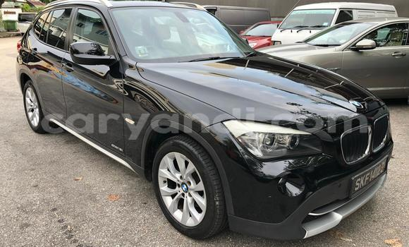 Buy Used BMW X1 Black Car in Lusaka in Zambia