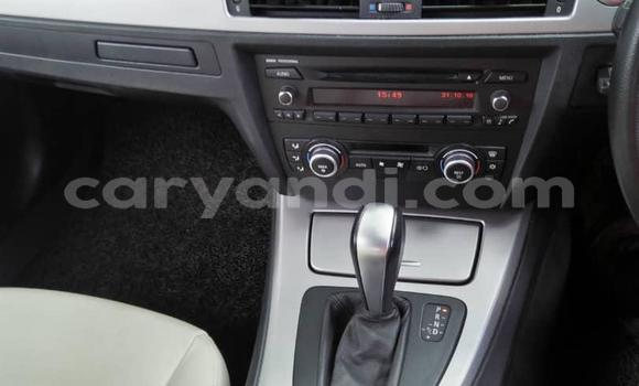 Buy Used BMW 3–Series Silver Car in Lusaka in Zambia