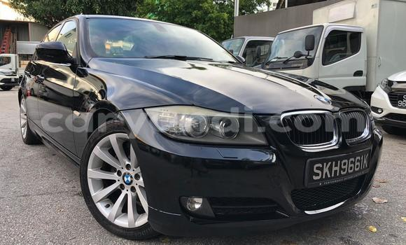 Buy Used BMW 3–Series Black Car in Lusaka in Zambia