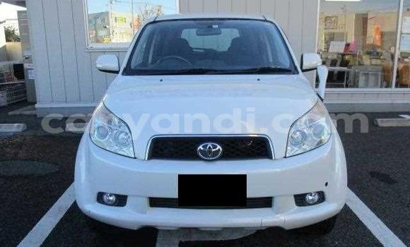 Buy Used Toyota Rush White Car in Lusaka in Zambia