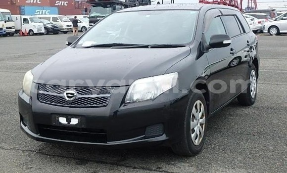Buy Imported Toyota Model F Black Car in Lusaka in Zambia