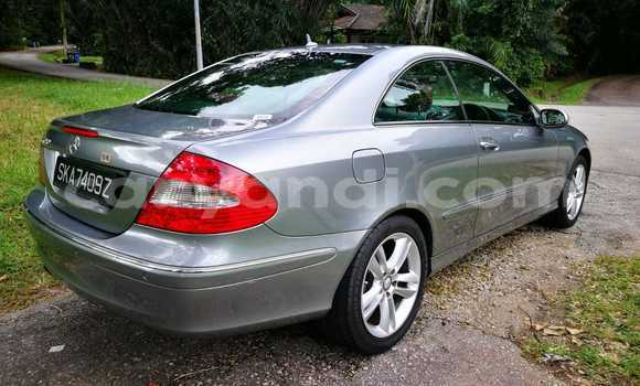 Buy Used Mercedes-Benz CLK-klasse Silver Car in Lusaka in Zambia