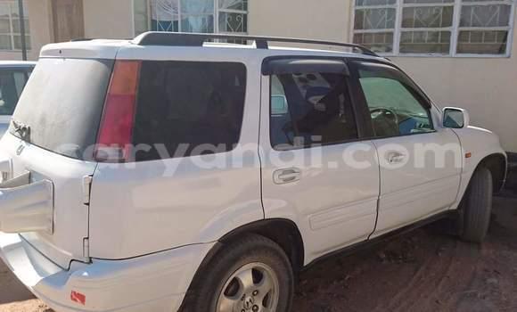Buy Used Honda CR-V White Car in Choma in Southern