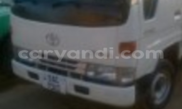Buy Used Toyota Dyna White Truck in Lusaka in Zambia