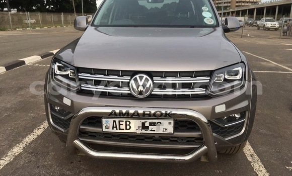 Buy Used Volkswagen Amarok Other Car in Lusaka in Zambia