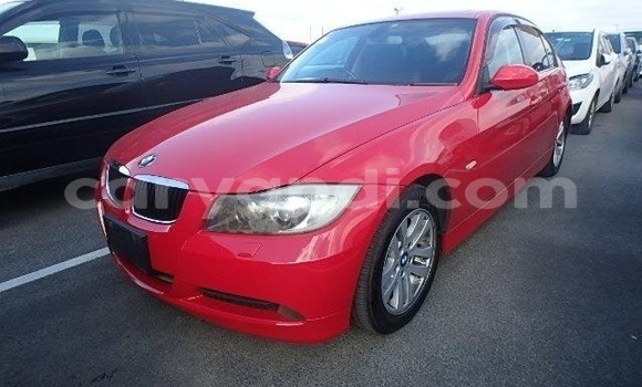 Buy Import BMW 3–Series Red Car in Lusaka in Zambia